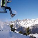 Escursione con racchette da neve in Trentino